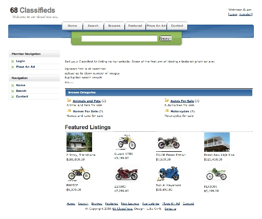 68 Classifieds v4.2.5